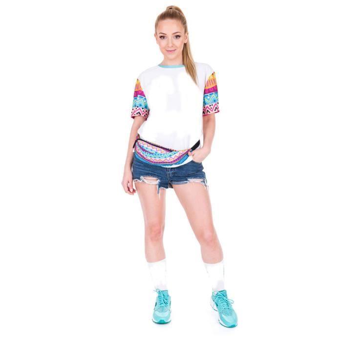 sac Mode Sport Randonnées Courir Ceinture taille Pouch Zipper Fanny Paquet 2792