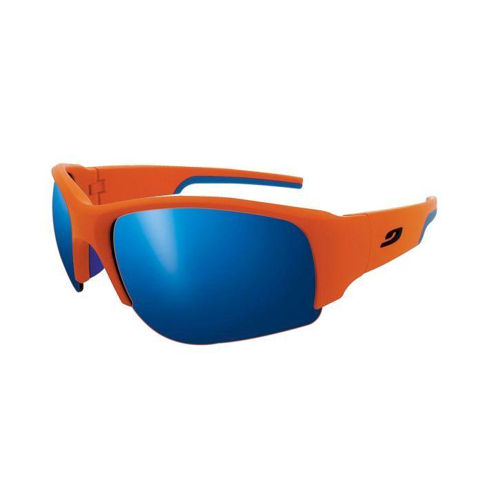 Lunettes de soleil pour Homme JULBO Dust Orange mat  Bleu Spectron 3 ... 7685e953ba67