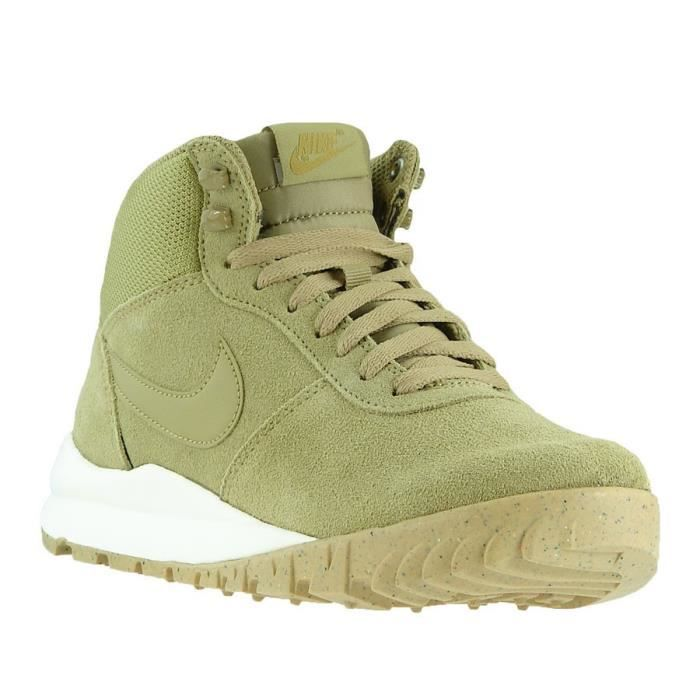 Bois Ladies Chaussures Bottes High Beige Pays Nike Top Suede WEbH9e2YDI