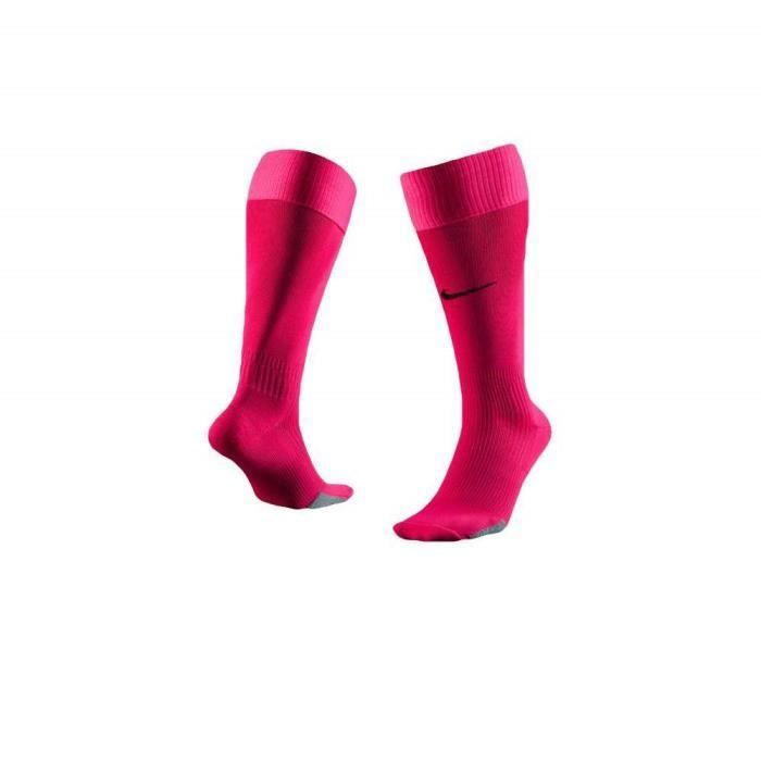 chaussettes de foot nike rose