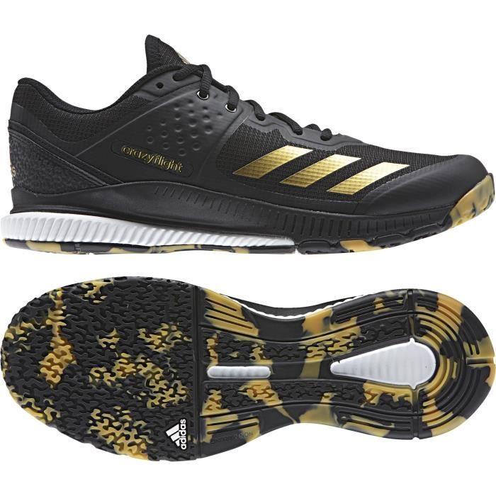 wholesale dealer fcc2b 3a926 Chaussures adidas Crazyflight Bounce Noir