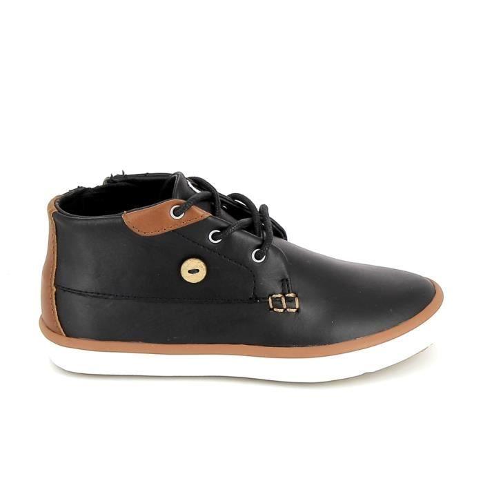 FAGUO Wattle Leather BB Noir