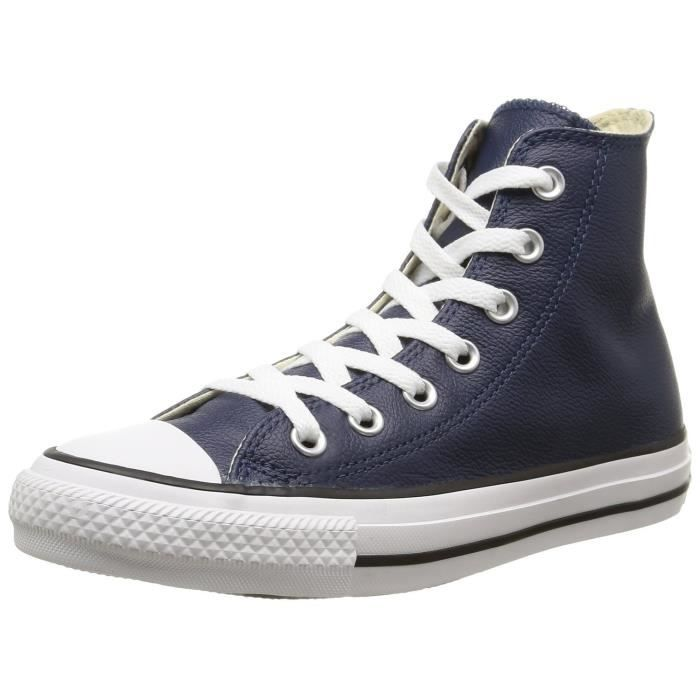 Converse Chuck Taylor High Top Bordeaux OJQ3Y Taille-36