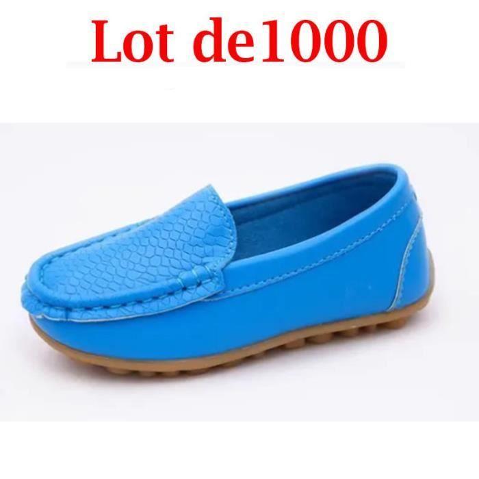 d9dca1bc7c7da9 Chaussures Fille de marque Chaussures en cuir Pu enfant Sneakers ...
