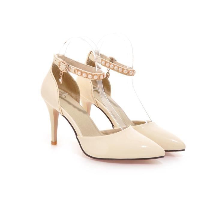 Des chaussures à talons hauts Sandale Les Chaus... cu2LL