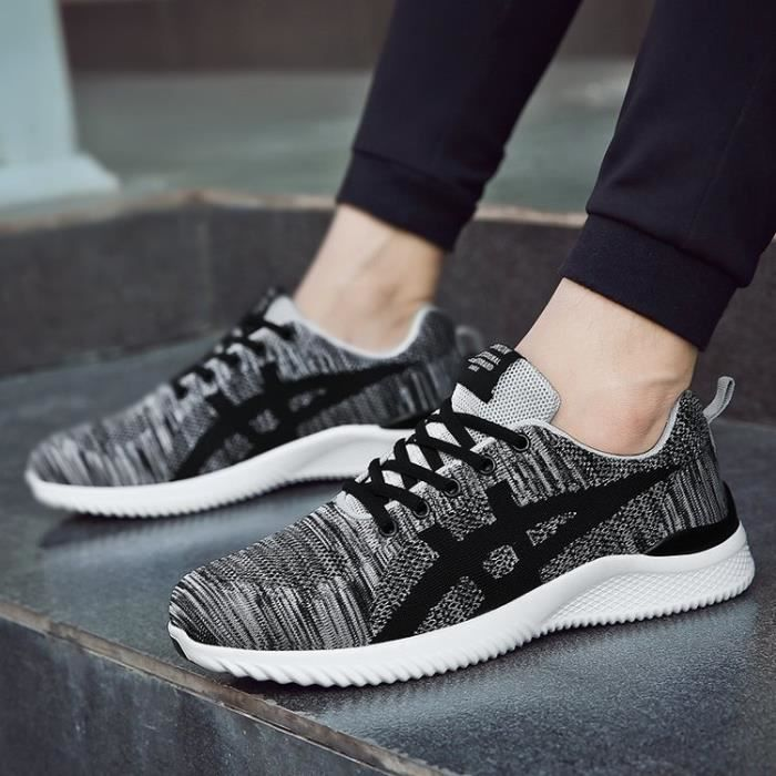 Chaussures de Chaussures Sneaker Baskets Hommes course Baskets Chaussures Casual OvXayxq7