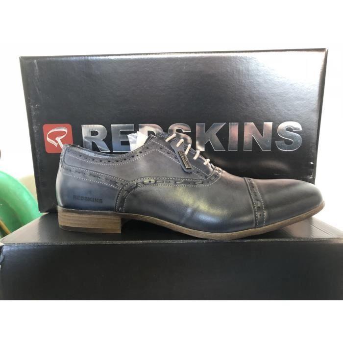 chaussures hommes redskins udotan marine