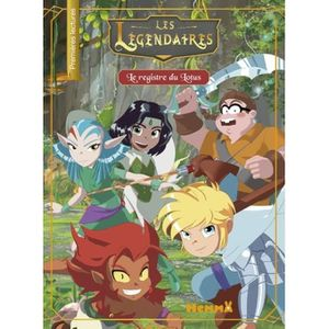 Livre 6-9 ANS Les Légendaires : L'étoile élémentaria