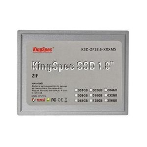 DISQUE DUR SSD 32GB KingSpec 1,8 ZIF 40 broches SSD Solid Stat…