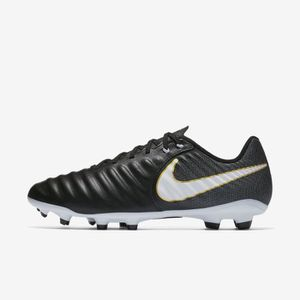 differently 22b56 91029 CHAUSSURES DE FOOTBALL Nike Tiempo Ligera IV Firm-Ground, Sol ferme, Adul  ...
