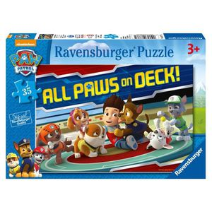 PUZZLE Puzzle 35 pièces : Pat'Patrouille (Paw Patrol) : Q