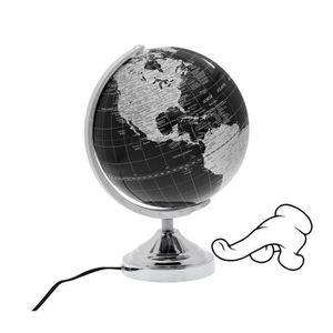 globe terrestre noir achat vente jeux et jouets pas chers. Black Bedroom Furniture Sets. Home Design Ideas