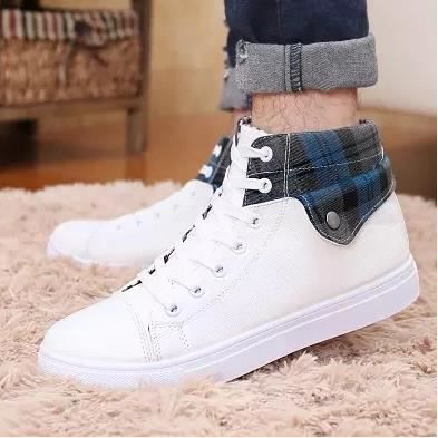 Chaussures Hommes chaussures imperméables chaussures casual chaussures basses, blanc 40