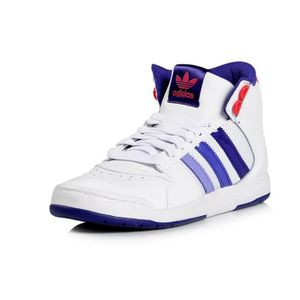 baskets montantes adidas fille