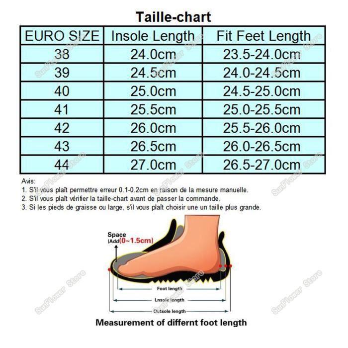 Basket Homme Chaussures de BasketBall Respirant Mode Chaussure de sport - Rouge