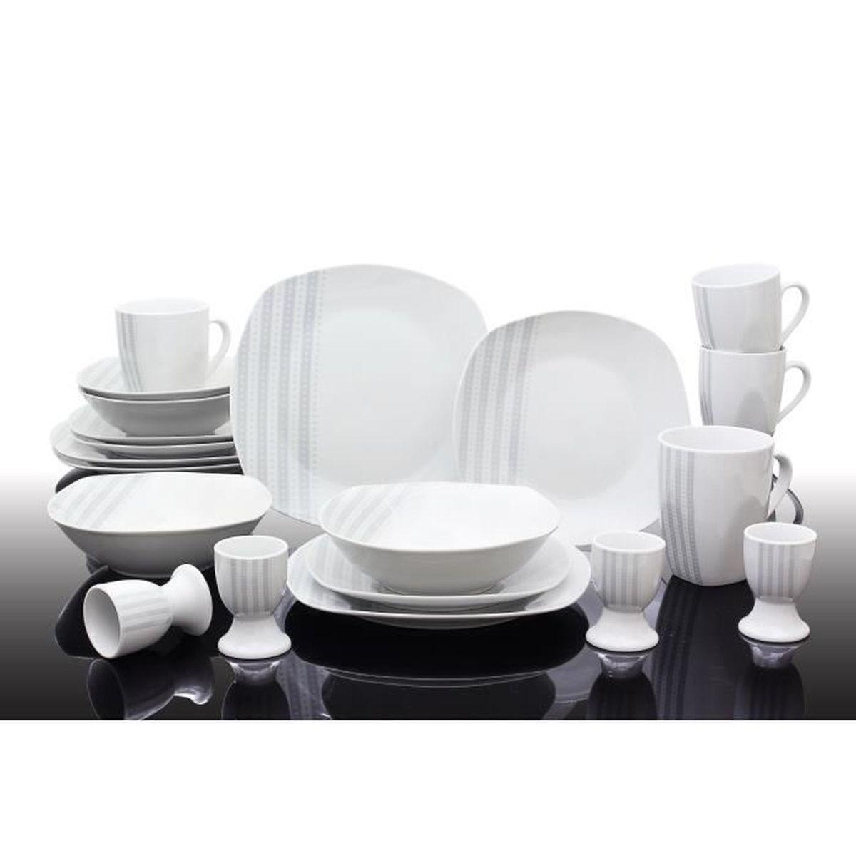76a3693a086b3 Service vaisselle complet - Achat / Vente pas cher