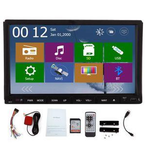 AUTORADIO Navigation GPS Autoradio Lecteur DVD de voiture Ra