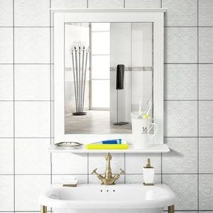 Miroir salle de bain rectangulaire - Achat / Vente pas cher