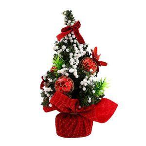 Napoulen®Joyeux Noël Arbre Décoration Pour Chambre Bureau Maison XPP10290668