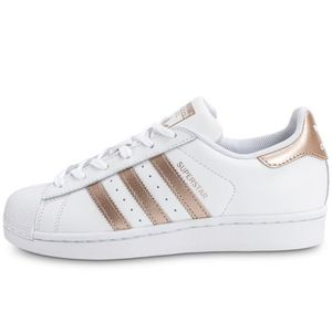 adidas superstar rose gold pas cher