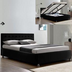 tete de lit 140x190 achat vente pas cher. Black Bedroom Furniture Sets. Home Design Ideas