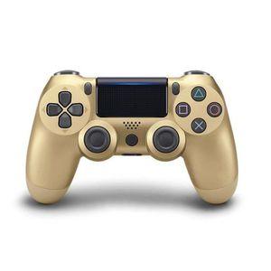 MANETTE JEUX VIDÉO Manette Ps4 Sans Fil Controleur de Jeux DualShock