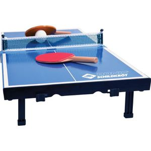 TABLE TENNIS DE TABLE DONIC SCHILDKRÖT Mini table de Ping Pong