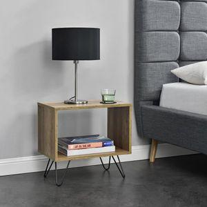 table de chevet table de nuit pas cher. Black Bedroom Furniture Sets. Home Design Ideas