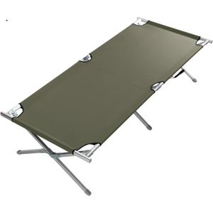 LIT DE CAMP Grand Canyon Alu Camping Bed - Lit - Extra Strong