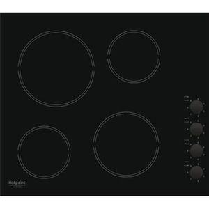 PLAQUE VITROCÉRAMIQUE  Hotpoint HR629C Table Vitrocéramique