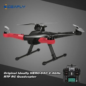 DRONE Ideafly HERO-550 RC Drone Quadcopter 2.4GHz 6 Axes