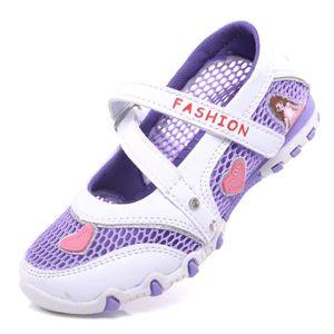 BALLERINE baskets fille - chaussure ballerine enfant  YST-TX
