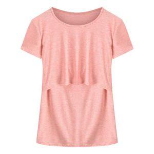 ba4252b9401fc T-Shirt orange femme - Achat   Vente T-Shirt orange femme pas cher ...