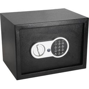 COFFRE FORT COGEX Coffre-fort électronique à code digital 16 L
