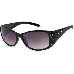 9df82884de999 LUNETTES DE SOLEIL lunettes de soleil avec strass et verres à teinte