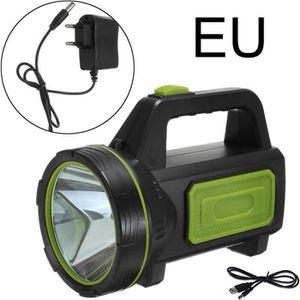 LAMPE DE POCHE NEUFU 10W 6000MA LED Lampe de Poche Torche Recharg