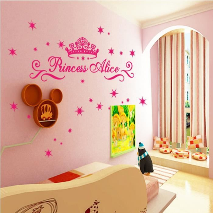 Unique Bande Dessinée Princesse Couronne Twinkle Étoiles Alice Fille ...
