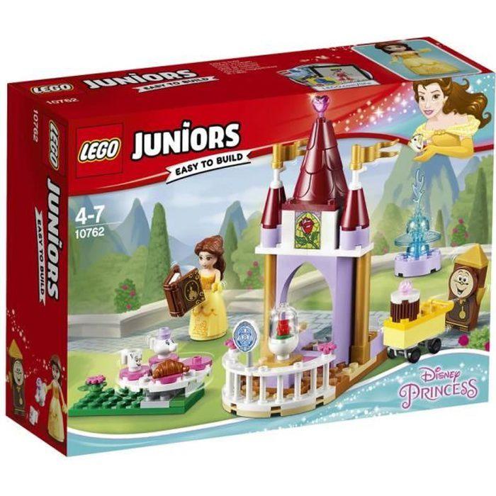 ASSEMBLAGE CONSTRUCTION LEGO® Juniors Disney Princess 10762 Le Moment Lect