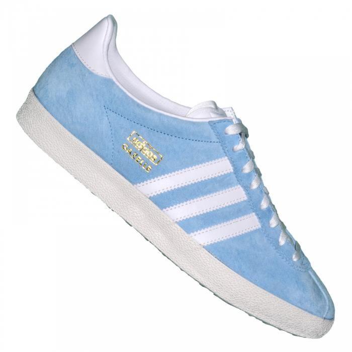 basket adidas femmes bleu gazelle