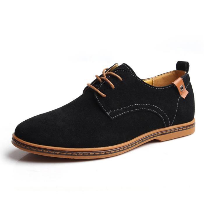 61b8544c2c133 Chaussures nubuck homme - Achat   Vente pas cher