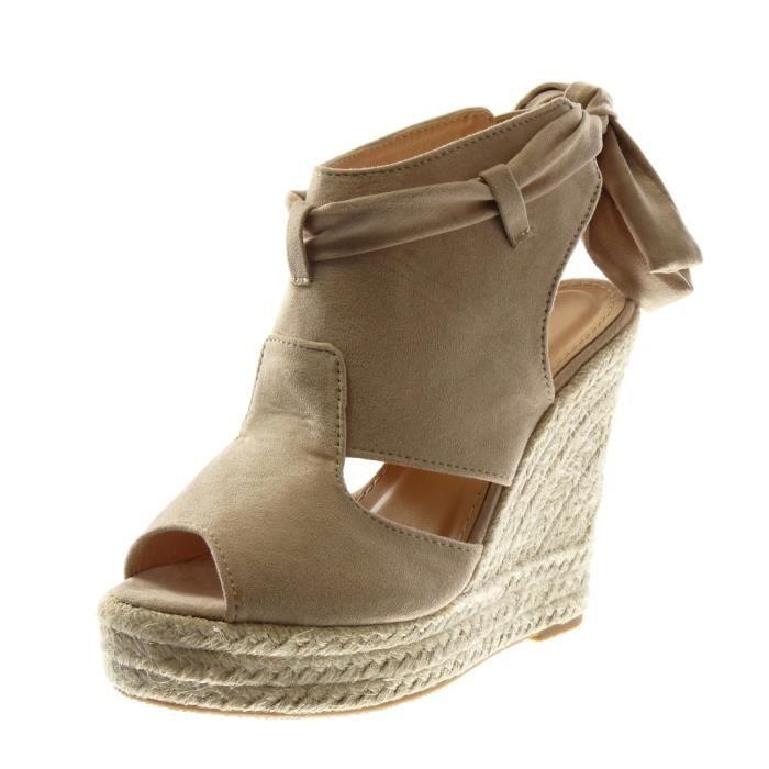 Angkorly - Chaussure Mode Babouche Mule slip-on souple reversible femme perle clouté Talon bloc 2 CM - Gris - T607 T 37 CzQEzJEpL