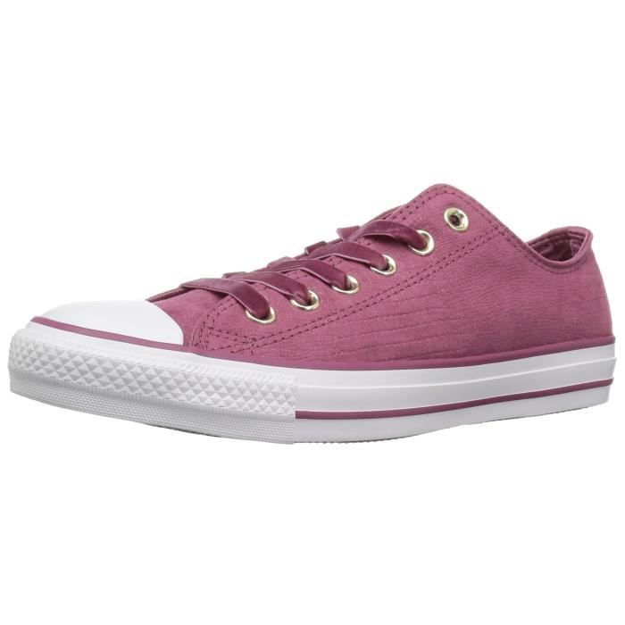 Converse Ctas Wine Femmes 36 Sneaker Pxvpx Taille Ox Vintage ukPZTOXi