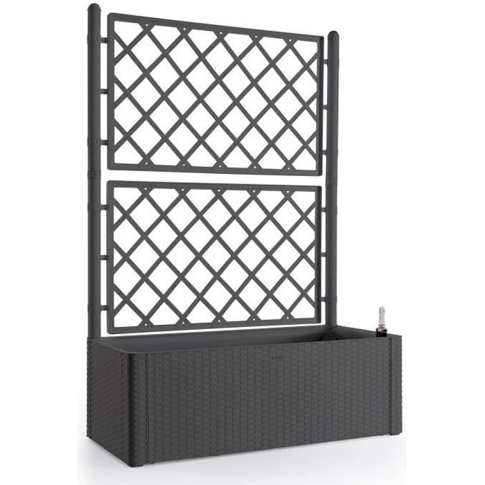jardiniere avec treillage achat vente pas cher. Black Bedroom Furniture Sets. Home Design Ideas