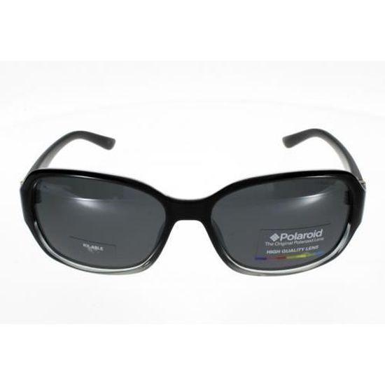 68d150ea971737 POLAROID PLD5014 56Y2 noir dégradé Femme Indice 3 Polarisé - Achat   Vente  lunettes de soleil Femme Adulte Gris - Cdiscount