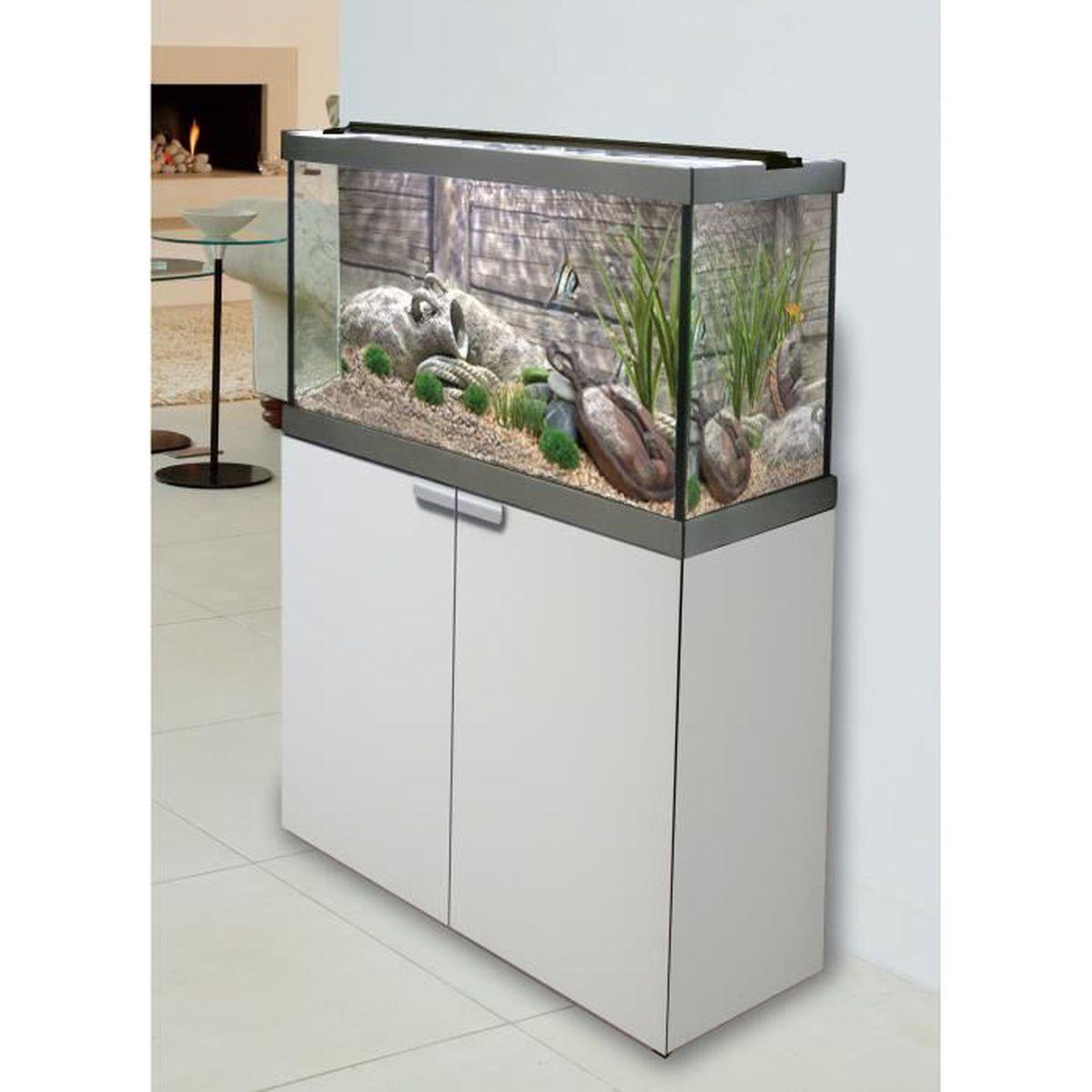 aquarium 240 litres achat vente aquarium 240 litres prix d chir cdiscount. Black Bedroom Furniture Sets. Home Design Ideas