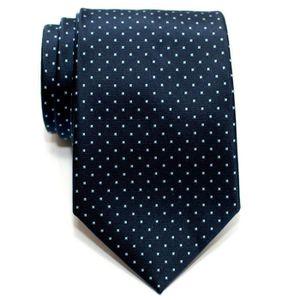 d04d639b6643 CRAVATE - NŒUD PAPILLON Pin points tissé cravate cravate Microfibre - Dive  ...