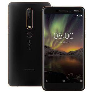 SMARTPHONE 5.5 Pouce Noir Nokia 6.1 32GB Single SIM Card occa