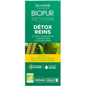 DÉTOXIFIANT BIOPUR Cocktail Détoxication - Reins - 200 ml