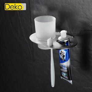 PORTE ACCESSOIRE  iDeko® Support mural salle de bain brosse à dents