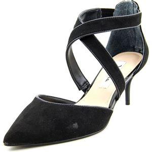 Femme escarpin chaussures Élégant High Heels ballerine beige 41. Disponible  en 2 coloris. à partir de26€99  Nina Tessie Daim Talons 8a09dc608be3